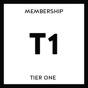 Rosedale Tier 1 Membership