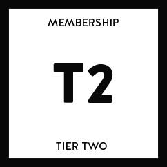 Rosedale Tier 2 Membership